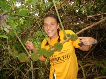 Student in Costa Rica: Lehigh University Summer Environmental Internship