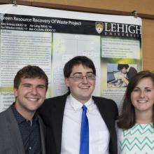 Lehigh University Environmental Initiative-STEPS Symposium 2014